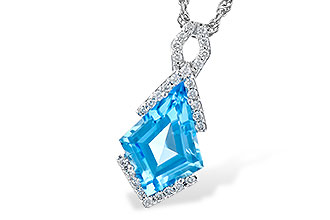 A327-38276: NECK 2.40 BLUE TOPAZ 2.53 TGW
