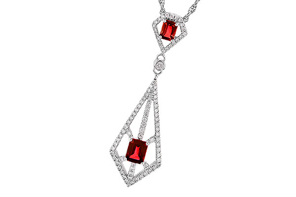 A327-40149: NECK .63 TW RUBY .93 TGW