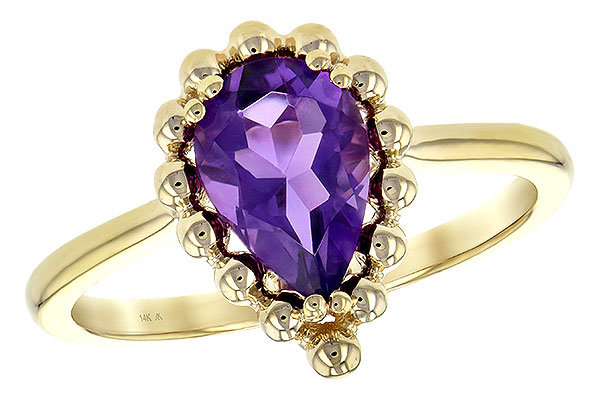 D243-76521: LDS RING 1.06 CT AMETHYST