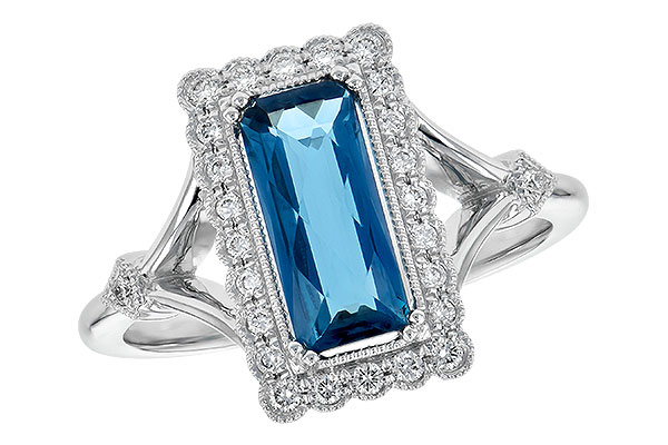 F244-69257: LDS RG 1.58 LONDON BLUE TOPAZ 1.75 TGW